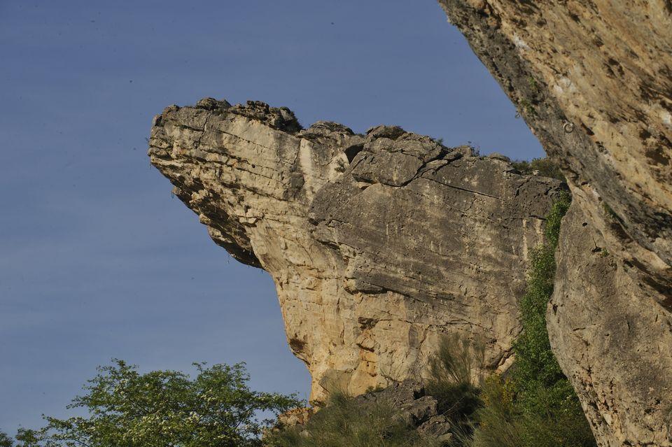 Escalar En Patones Ponton De La Oliva Oneclimber Com