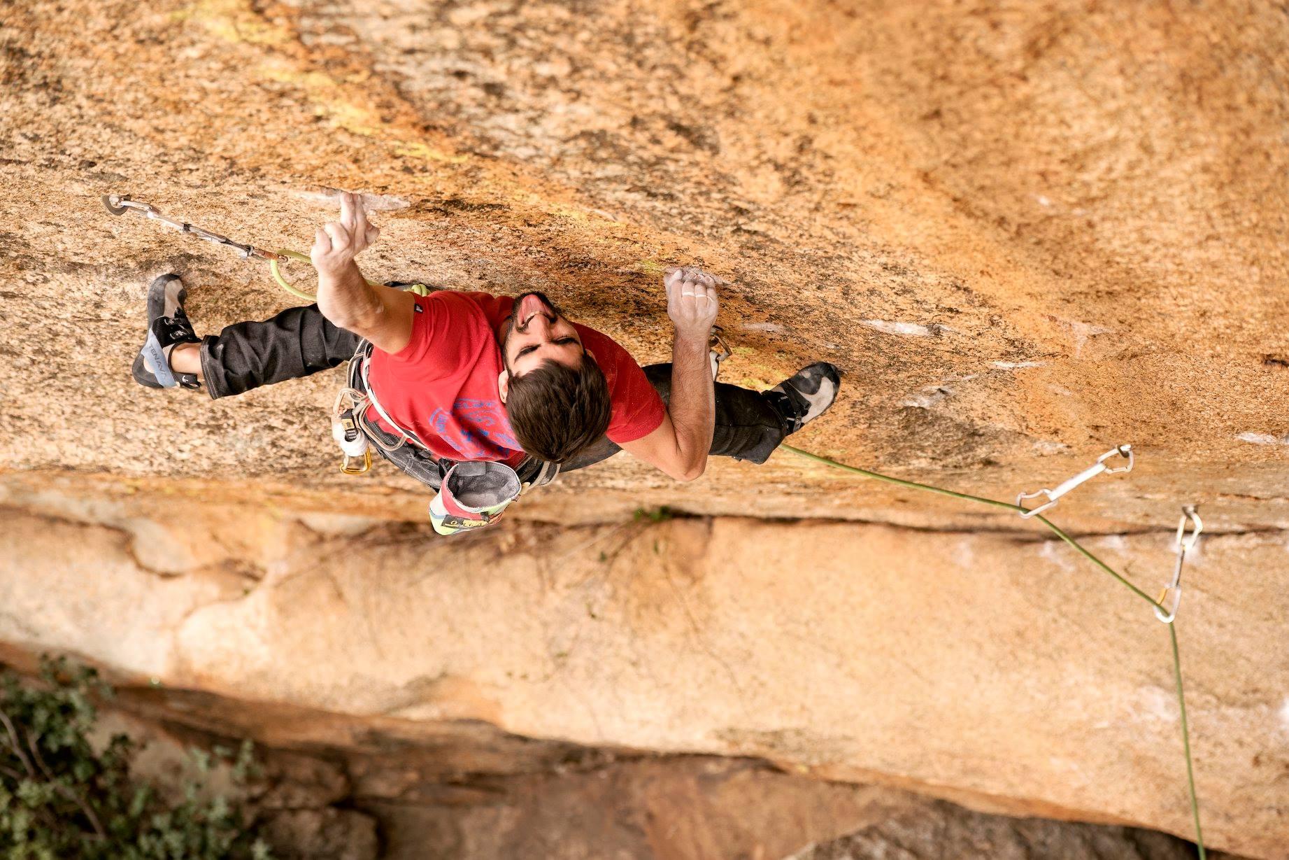 Nacho Mulero en Fuzz, en la Quinta Buitrera, La Pedriza Foto Darío Rodríguez