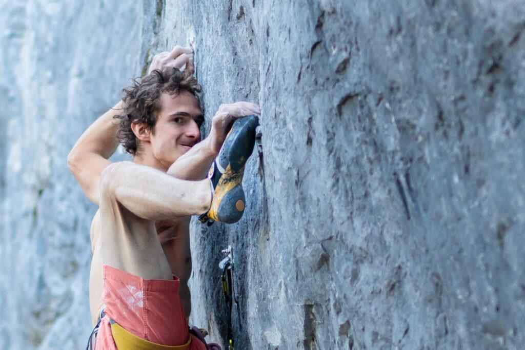Adam Ondra en Disbelief 9b ¿la placa más dura del mundo?
