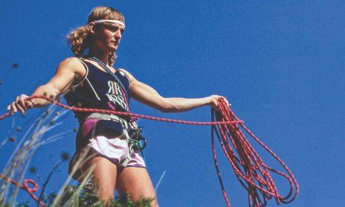 Edlinger en los 1980s